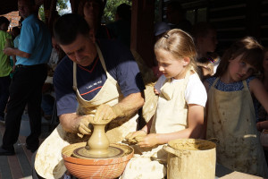 Pottery traditions