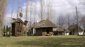 Open Air Museum Markowa